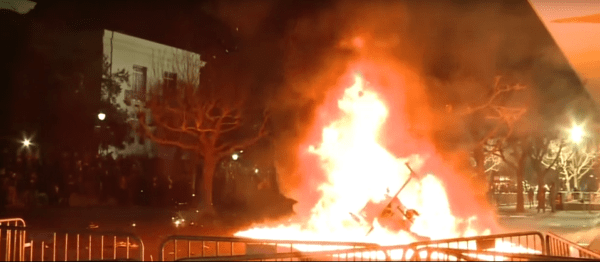 Political Violence Won At UC Berkeley. Expect A Lot More Of It.