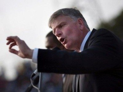 Franklin Graham: Donald Trump Won Election by the 'Hand of God'