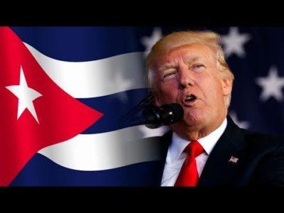 "Russia Sides with Cuban Dictatorship, Calls Trump's Policy Reversal ""Cold War Rhetoric"""