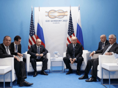 Left-Wing Media: World Against President Trump at G20 Summit on Climate Change