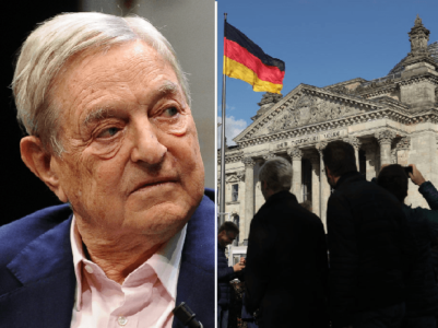 Kicked Out of Hungary, Soros's Open Society Foundations Re-Opens in Berlin.
