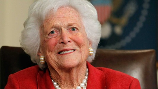 BREAKING: Bush Family Releases Statement On Barbara Bush's Passing.