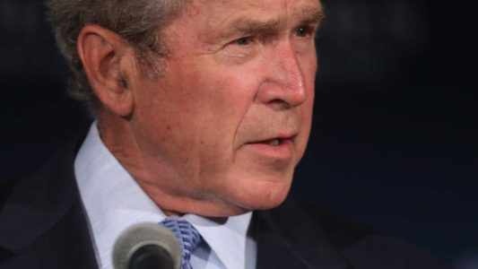 The Media Are Telling You George W. Bush Attacked Trump. Here's What They're Not Telling You.