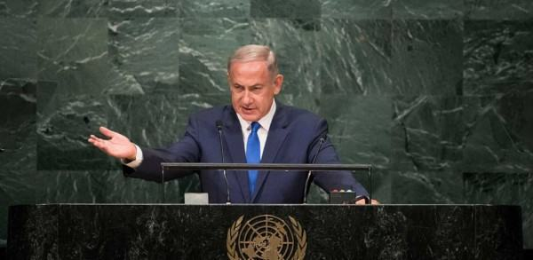 Netanyahu SMASHES Obama For Betrayal Of Israel At UN