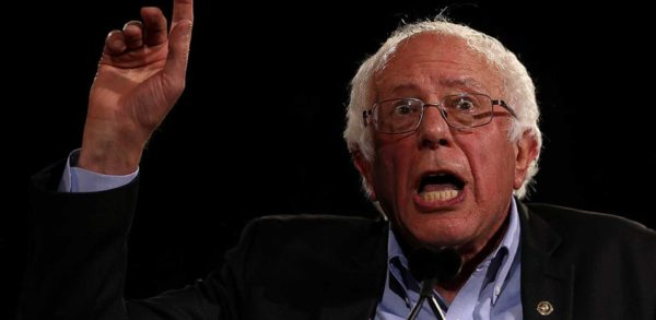 Sanders, Who Attacks Wall Street Ferociously, Says Obama Receiving $400,000 For Wall Street Speech Is Only 'Unfortunate.'
