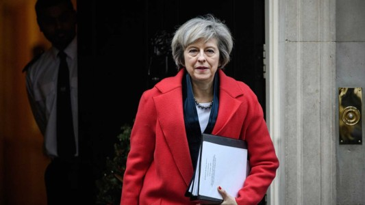 Theresa May Throws Down Gauntlet To Russia: Expels 23 Russian Diplomats After Nerve Agent Attack.