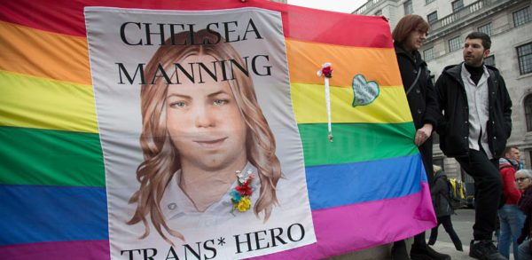 Traitor Chelsea Manning To Be Released, And We Get To Pay For His Sex Change!