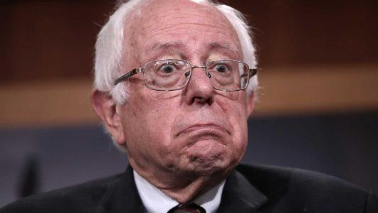 MAN OF THE PEOPLE: Bernie Sanders Wears $700 Coat To Swear In New York Mayor.