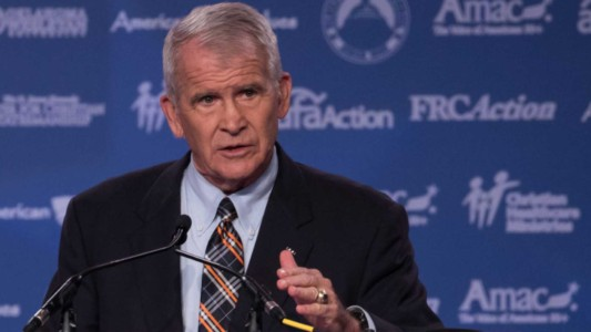 BREAKING: Lt. Colonel Oliver North Will Be New President Of The NRA.