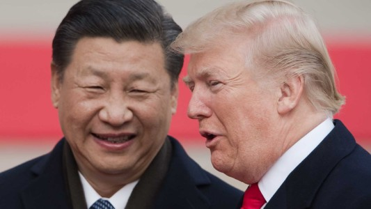 CHINA STRIKES BACK: Fights Trump's Tariffs With Tariffs On 120 American Products.