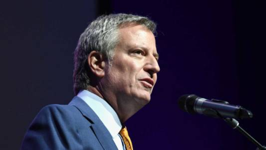NYC Mayor Bill De Blasio Signs Bill Creating Third Gender Option For Birth Certificates