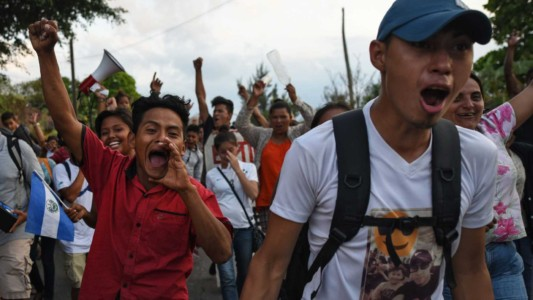 TRUMP WINS: Migrant Caravan Changes Mind After Trump Announces U.S. Forces To Border.