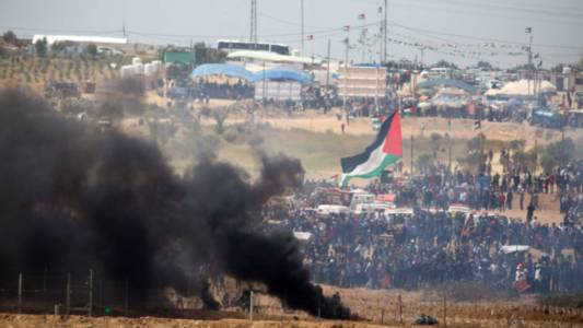 Who Financed The Hamas Riots Targeting Israel? One Guess.