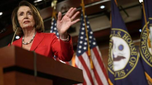 Nancy Pelosi downplays record-low unemployment, booming economy. But here are the facts.