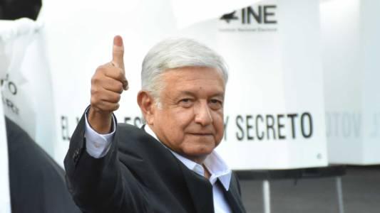 New Mexican President To Create Border Force To Stop Illegal Immigrants, Drugs From Central America.