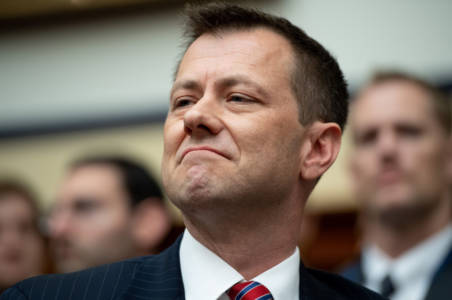 Peter Strzok's arrogance is the product of a corrupt FBI.