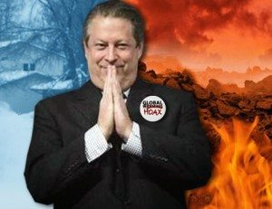 FRAUDSTER Al Gore Says God Told Him to Fight Global Warming