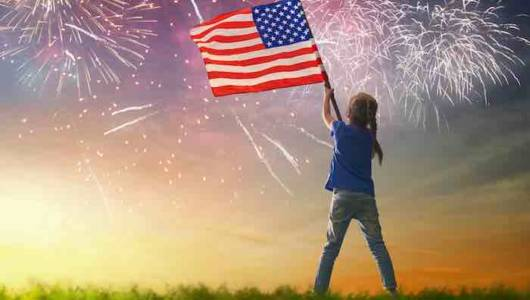 Happy Birthday America! A July 4th Celebration of Unity and Separation
