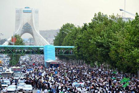 NEVER FORGET => Barack Obama ASSISTED the Evil Khamenei Regime to Crush the 2009 Green Rebellion.