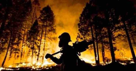 "California burns: The ""new normal"" thanks to Obama Era Environmental Regulations"