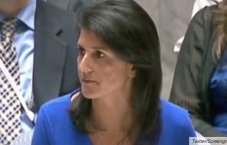 Nikki Haley stares down Russian ambassador; asks one question that leaves everyone SPEECHLESS