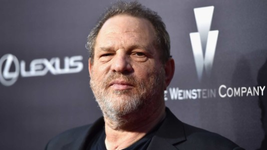 Harvey Weinstein Indicted On Rape Charges.