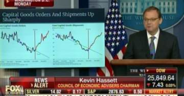 Boom! Watch Trump CEA Kevin Hassett Absolutely DESTROY Barack Obama's Lies on the Economy (VIDEO)