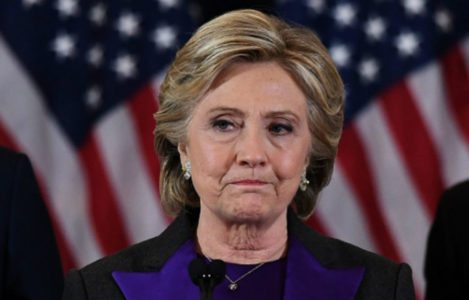 "Hillary claims there's a ""sexual assaulter"" in the White House — INSTANTLY regrets it"
