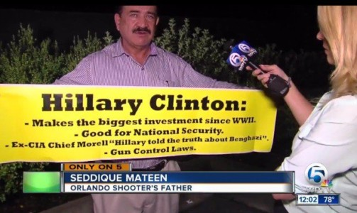 Pulse Club Killer's Father Seddique Mateen Was Paid Informant of Mueller, Comey FBI – Under Investigation by FBI.