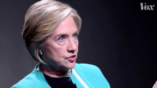 13 Things Clinton Blames For Her Loss (She's Not One Of Them)