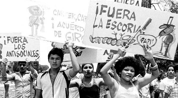 Image result for cuba mayo crisis 1980