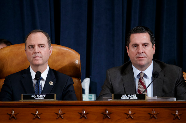 """Image result for images of Devin Nunes and Adam Schiff"""""""