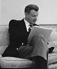 John Brennan – The CIA -Zbigniew Brzezinski – Columbia University and Obama
