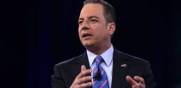 Priebus to Obama: Tell Democrats to Stop Questioning Trump's Legitimacy