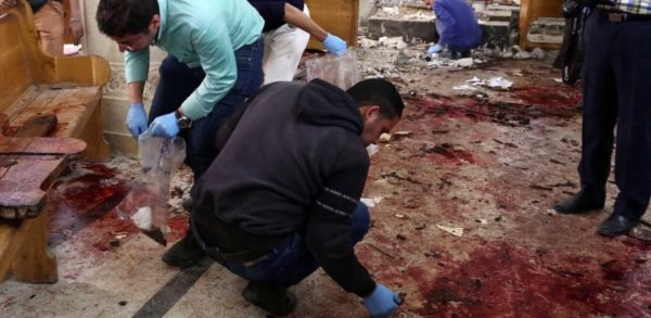 44 Dead, Over 100 Injured: ISIS Claims Responsibility For Palm Sunday Dual Suicide Bombings Against Egyptian Coptic Christians