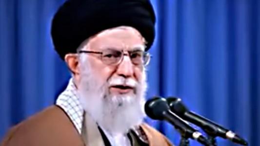 Iran Supreme Leader Ayatollah Khamenei applauds the idea of guns being banned in US.