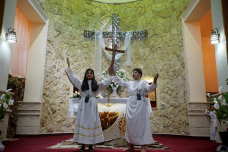 Iraqi Christians Prepare for First Easter Since Liberation From ISIS: 'There Will Be Life Again'