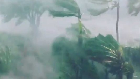 WATCH: Hurricane Irma Eyewall Slams Into Naples, Florida