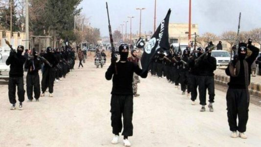 Another Campaign Promise Kept: Trump Bombs the Hell Out of ISIS – Islamic State Capital Falls