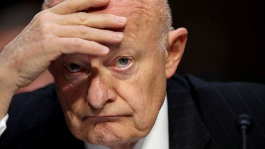 Clapper Questions Whether Trump Is Fit For Office, So Trump CRUSHES Him