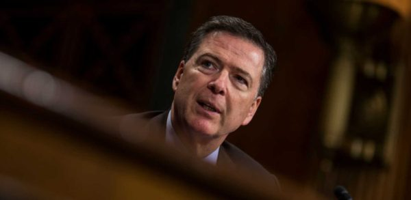 Comey Declines To Testify Before The Senate.