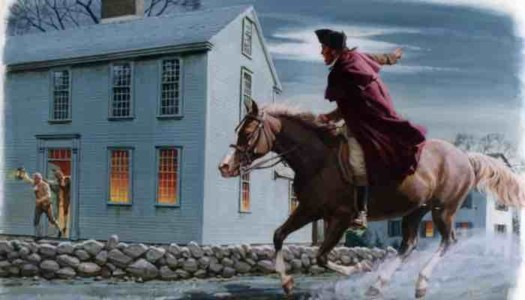 Revisiting Paul Revere's Ride – The Alarm