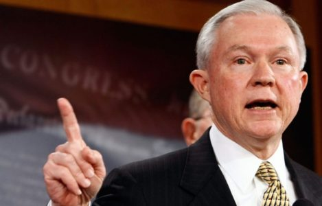 With job in jeopardy, Sessions opens HUGE investigation