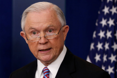 AG Sessions: 'We're Going to Use Every Lawful Tool We Have' Against Oakland Mayor.