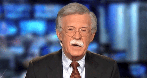 John Bolton In Running For National Security Advisor After Petraeus Drops Out