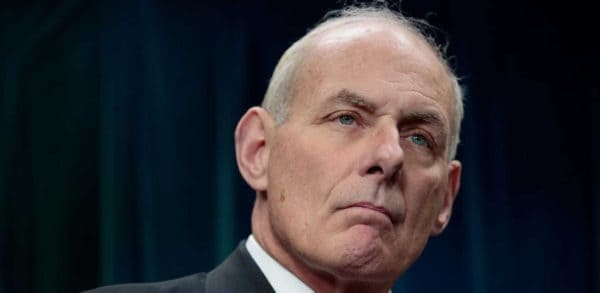 Kelly: Risk Of 'Thousands' Of Islamic Terrorists Entering Homeland