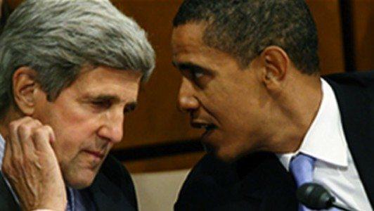 Obama/Kerry: Diplomatic Terrorism On Israel