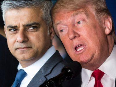Trump Blasts London Mayor Sadiq Khan for Saying 'No Reason to Be Alarmed' After London Attack