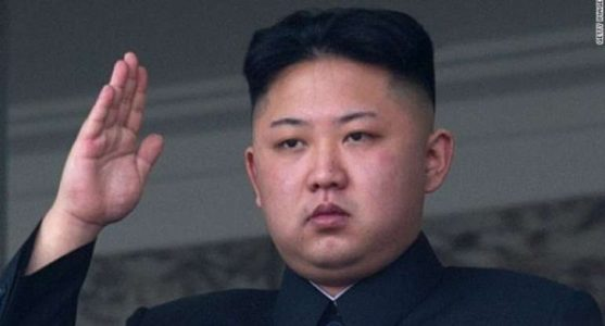 Kim Wishes the U.S. a 'Happy New Year' by Threatening Nuclear War.