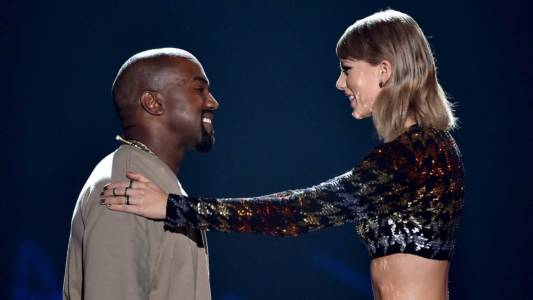 When Taylor Swift Comes Out For Democrats, She's Brave, A Role Model; When Kanye Comes Out For Trump, He's 'Token Negro,' Mentally Ill, 'Uncle Tom'
